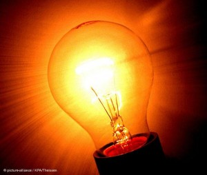 Mit der Glühlampe ging vielen Menschen ein Licht auf.