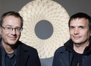 Detlef Hartung und Georg Trenz. Foto: www.hartung-trenz.de