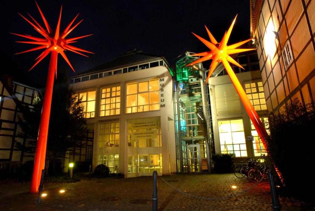 Otto Piene Feuerwerk für Celle1