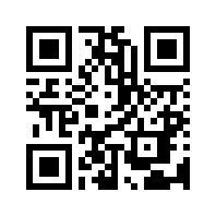 QR-Code lichtrouten homepage