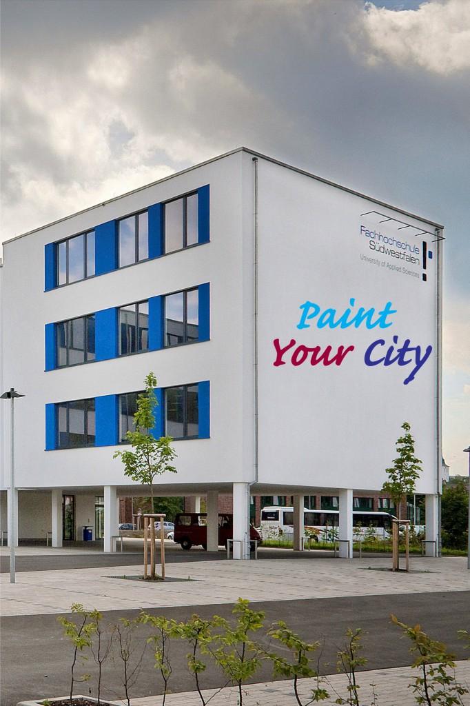 paint your city