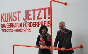 Dr. Susanne Conzen und Thomas Meermann