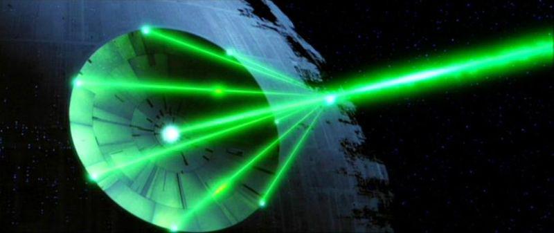 Todesstern-II-Laser