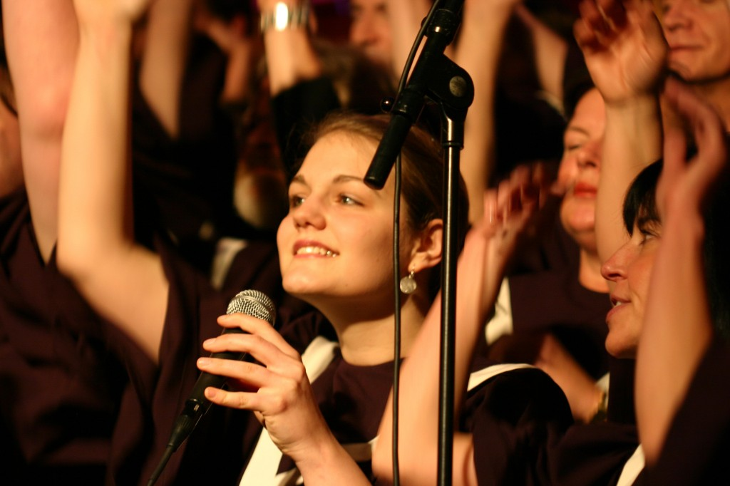 rnd Gospelkonzert Livin Gospel
