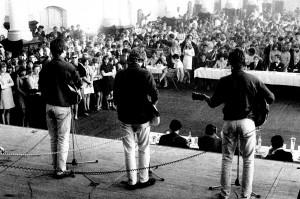 1967-00-00 Beat-Wettbewerb mit Jurytisch