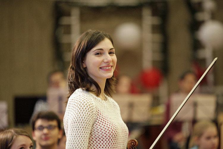 Solistin Diana Tishenko 2