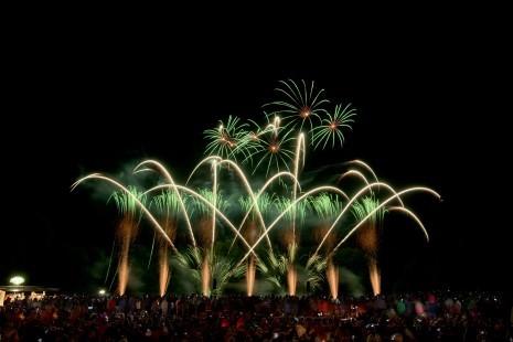 Die Besucher dürfen sich wieder auf ein fantastisches Feuerwerk freuen. Foto: www.dortmund.de