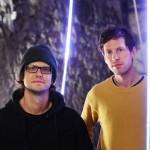 Die Preisträger Andreas Muxel und Martin Hesselmeier. Foto: Frank Vinken