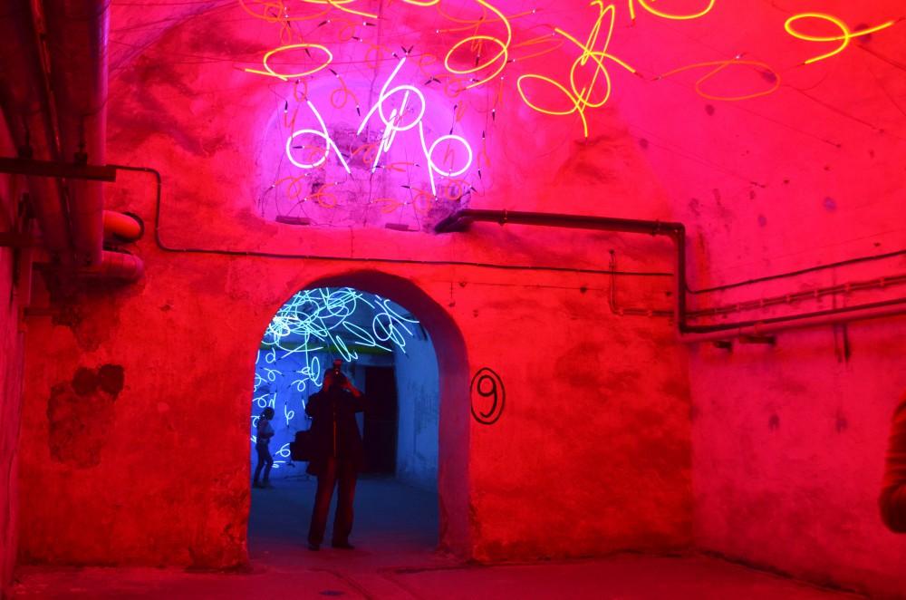 Das Internationale Lichtkunstzentrum Unna wurde 2001 gegründet. Foto: Wolfgang Teipel